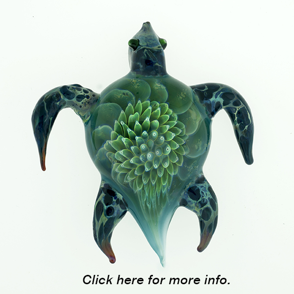 Paperweight Sea Turtle