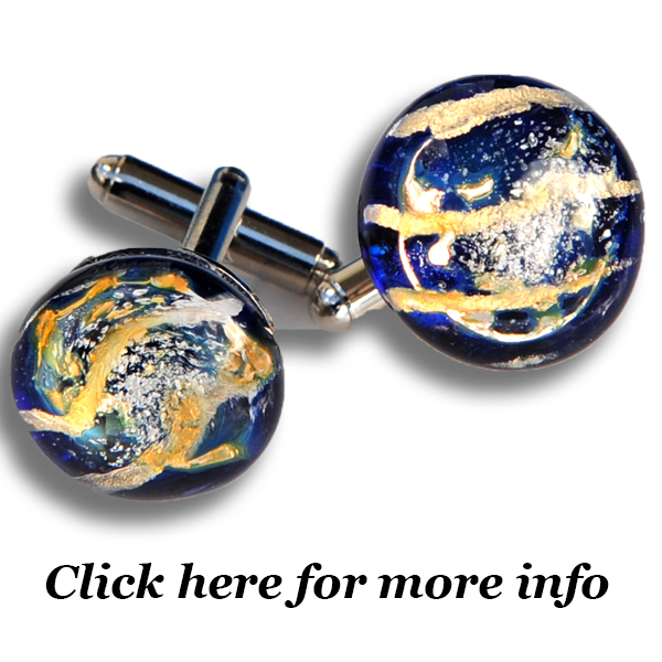 Cremation Keepsakes, Cuff Links