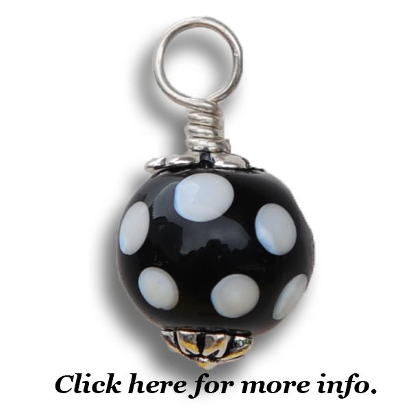 Conta Di Odjo Cremation Necklace